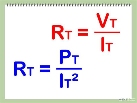 calculate resistor current 3 easy ways to calculate total resistance in circuits