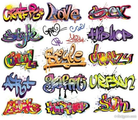 the word in graffiti letters 25 best ideas about graffiti font on graffiti