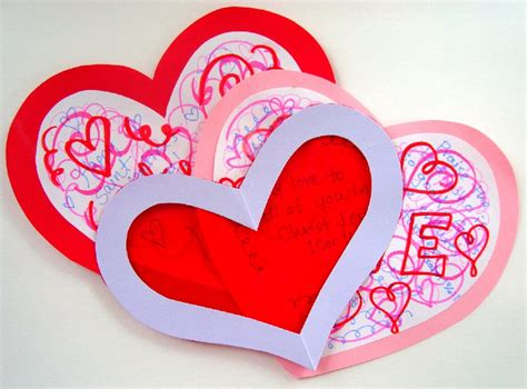 valentines sts make s day more colorful with these craft ideas