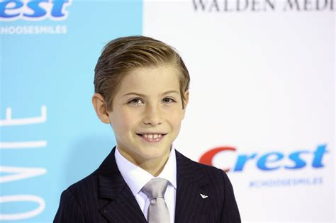 wonder actor interview jacob tremblay wonder interview popsugar moms