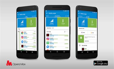 apps opera app android app data how to monitor your data savings opera