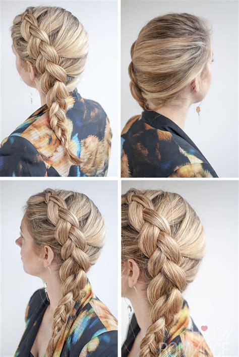 braids hairstyles tutorial for medium hair dutch side braid hairstyle tutorial hair romance