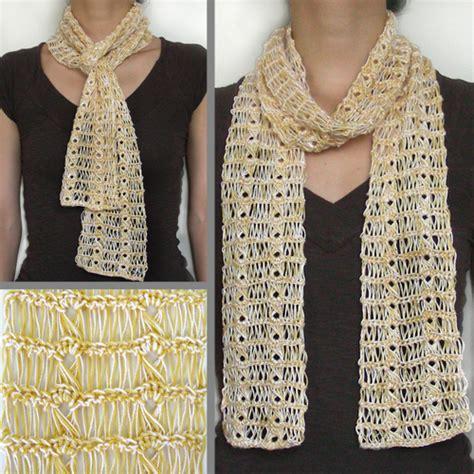 summer infinity scarf crochet pattern crochet spot 187 archive 187 crochet pattern broomstick