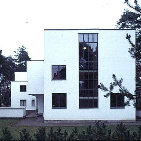 bauhaus home bauhaus masters houses by walter gropius