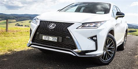 lexus sports car 2016 2016 lexus rx350 f sport review caradvice