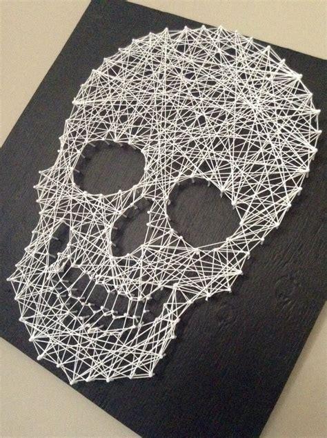 String Skull - skull inspired sting by murphy murphy on deviantart