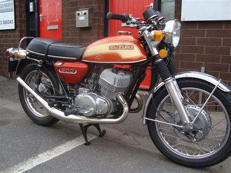 suzuki gt500 t500