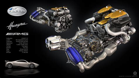 pagani zonda engine pagani huayra engine by dangeruss on deviantart