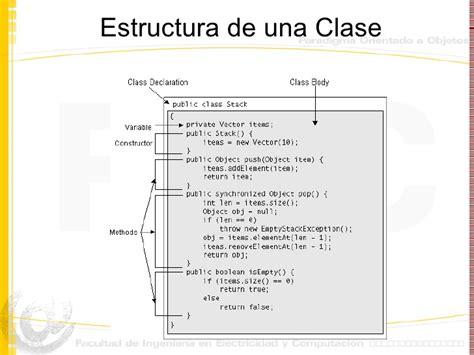 clase letal 1 una programacion orientada a objetos