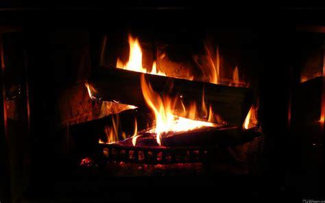 Screensaver Camino by Fireplace Desktop Wallpaper 183