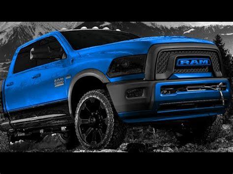 2017 ram rebel trx concept start up first look doovi