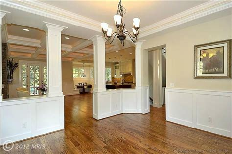 wainscoting in dining room dining room wainscoting hgtv kitchen living pinterest
