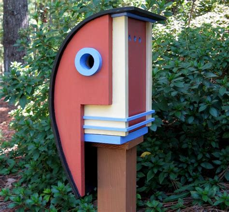 cool bird house plans 12 cool architectural birdhouses designer daily graphic