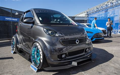 slammed smart car stance edition smart fortwo picture gallery photo 1 18