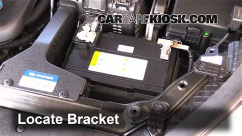 battery for 2004 hyundai santa fe service manual how to disconnect battery on a 1997