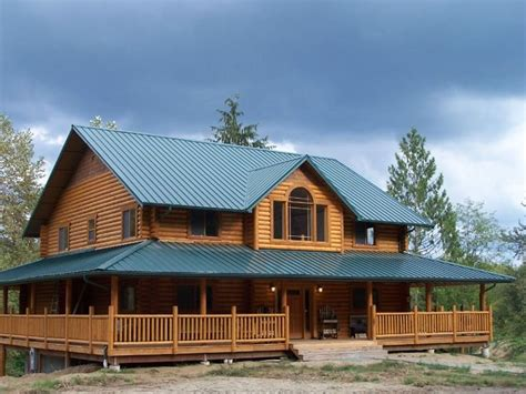 log cabin with wrap around porch exterior home designs the wrap around porch gorgeous log cabin plans and