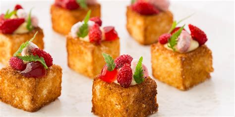 canape history cheesecake and brioche canap 233 recipe great chefs