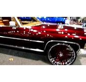 Candy Brandywine Cadillac Coupe De Ville On 26 Asantis