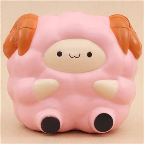 Baby Sheep Sheep By Pat Pat Zoo difettoso squishy pecora rosa baby po po sheep pat pat