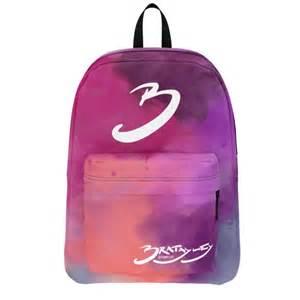 Bratayley watercolor backpack maker shop