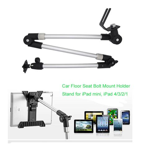 100 floors stage 98 universal car floor seat tablet stand holder bolt mount