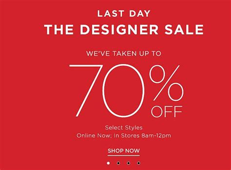 Saks Fifth Avenues One Day Of Savings by Australian Boxing Day 2014 Sales And Discounts Shop