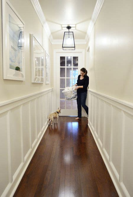Wainscoting Colors by Decking The Halls With Quot Fancy Quot Molding Wall Colors