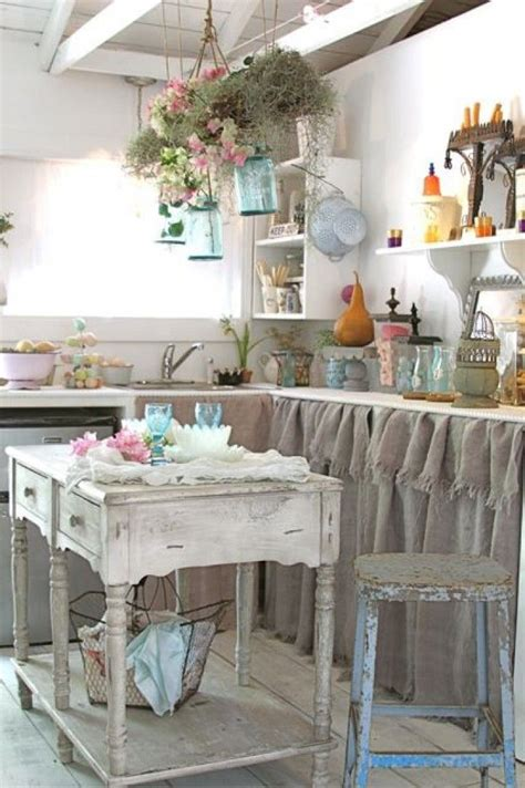 52 ways incorporate shabby chic style into every room in - Shabby Chic Cottage Kitchen