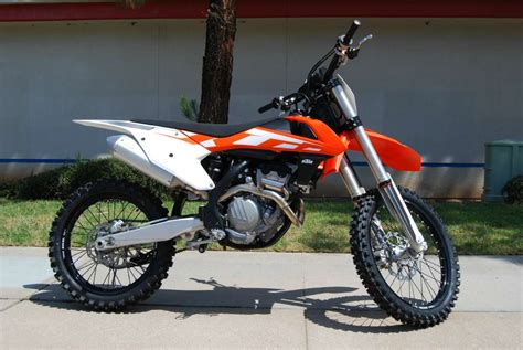 Ktm Used Bikes 2016 Ktm 250 Sx F Motorcycle From El Cajon Ca Today Sale