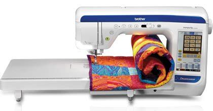Embroidery And Quilting Sewing Machine by Sewing And Quilting