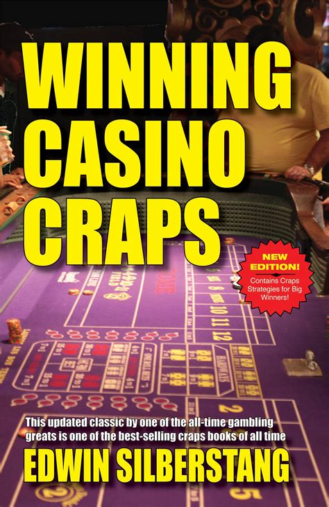 casino how casino books winning casino craps book by edwin silberstang