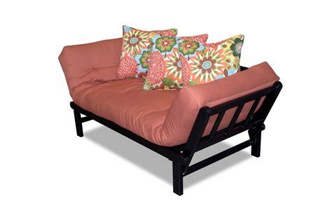 Hudson Futon Sears by American Furniture Alliance Pinata Burnt Orange