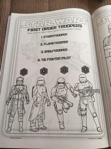 libro the force nuevos personajes de star wars el despertar de la fuerza descubiertos en libro infantil todo