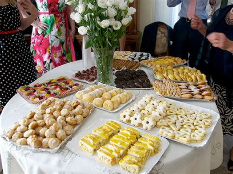 Wedding Pastries by The Big Day An Abruzzo Wedding Menu The