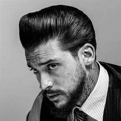 description of the conk hairstyle 1950 s black male hairstyles hair