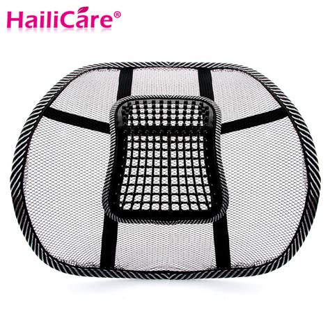 mesh seat cushion for office chair new car seat office chair back lumbar support mesh