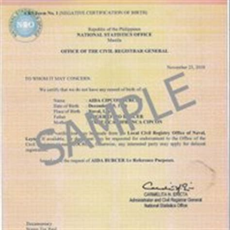 No Birth Record Philippine Embassy Certificates By Ransconsulting Photobucket