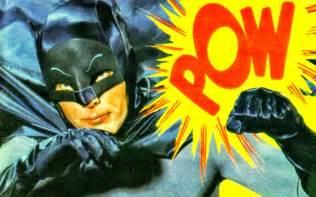 batman adam west reveals favorite onomatopoeia