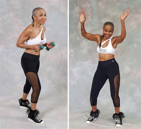 best look for eighty year old world s fittest grandma body builder just celebrated her