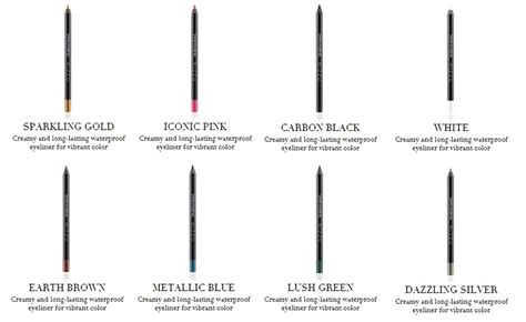 Eyeliner Terjangkau make up artist review mizzu chrome eyeliner gel