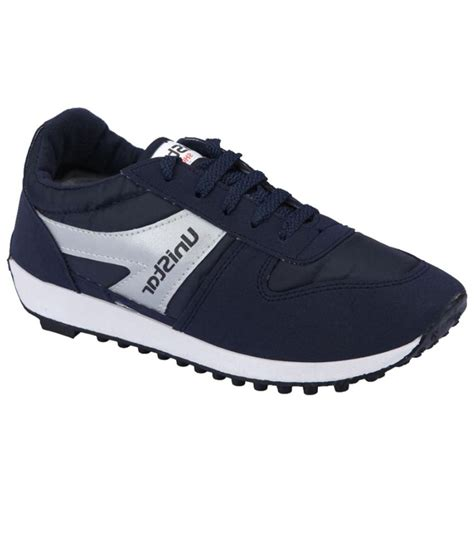 unistar durable blue sport shoes price in india buy