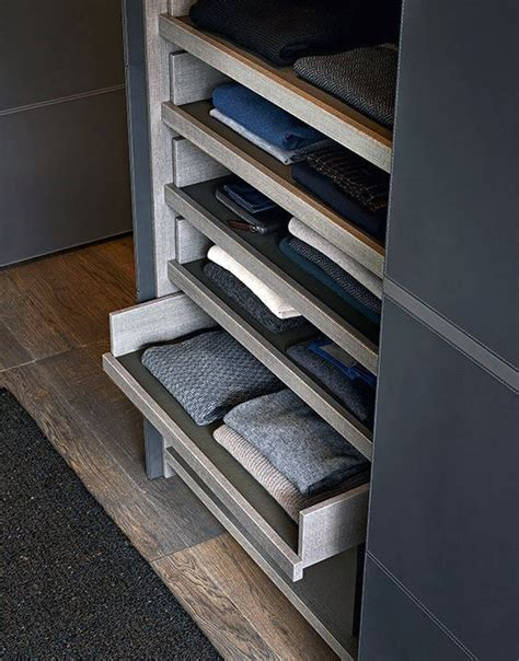 Pull Out Closet Drawers by Top 100 Best Closet Designs For Walk In Wardrobe Ideas