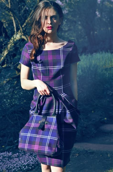 Bcbgmaxazarias Wool And Patent Leather Nea2 by Plaid Is Back 7 Fall Fashion Finds To Be Excited