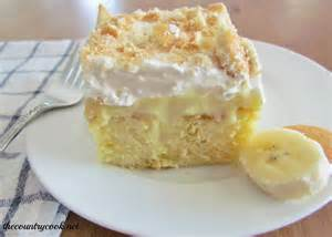 bananen pudding kuchen banana pudding poke cake i my big