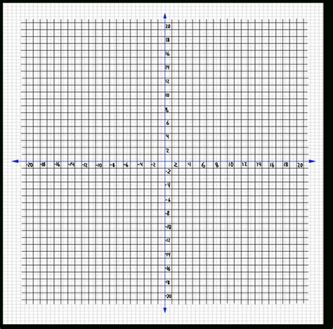 printable graph paper 30 x 30 blank graph paper 20x20 world of printable and chart