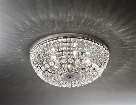 crystal bathroom ceiling light swarovski crystal lighting fixtures for bathroom useful