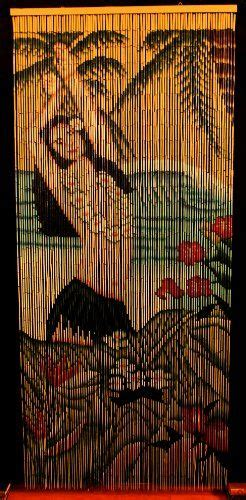 hawaiian beaded curtain 17 best ideas about bamboo beaded curtains on pinterest