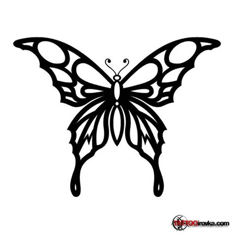 black tribal butterfly tattoos 301 moved permanently