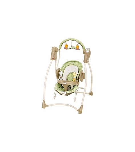 graco swing n bounce graco swing n bounce 2 in 1 infant swing 1b02ljg in