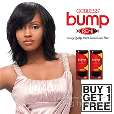 cute hairstyles with remy bump it hair sensationnel 100 remy human hair weave goddess bump yaki